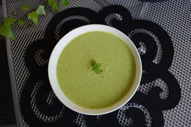 raw vegan soup