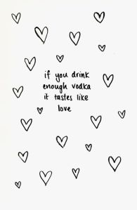 vodka love