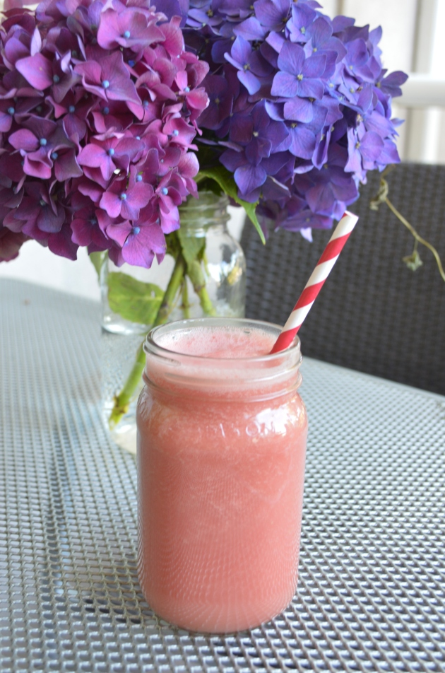 watermelon smoothie 011