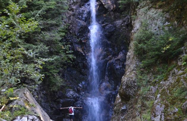 norvan falls hike4